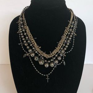Natasha Couture necklace.